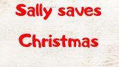 دانلود داستان صوتی انگلیسی Sally Saves Christmas